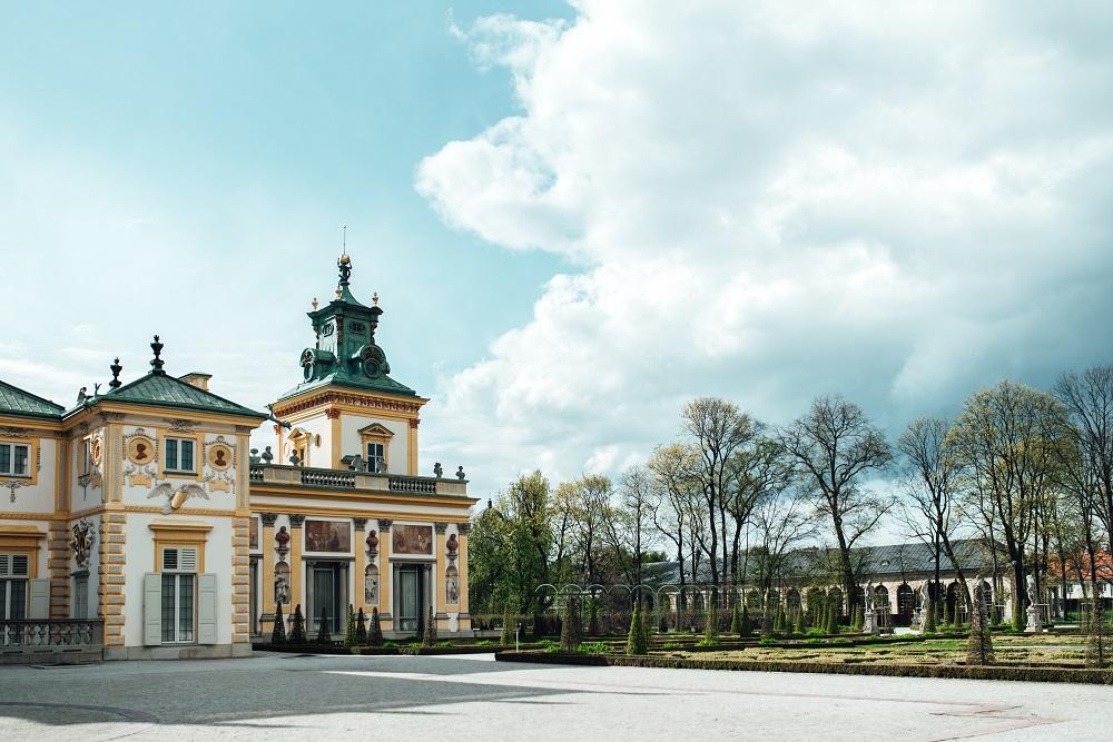 Pałac wWilanowie - apartamenty Warszawa ShortStayPoland